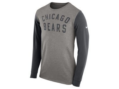 Chicago Bears Nike NFL Men's Long Sleeve Heavyweight T-Shirt