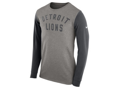 Detroit Lions Nike NFL Men's Long Sleeve Heavyweight T-Shirt