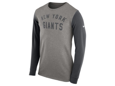 New York Giants Nike NFL Men's Long Sleeve Heavyweight T-Shirt