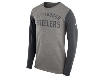 Pittsburgh Steelers Nike NFL Men's Long Sleeve Heavyweight T-Shirt
