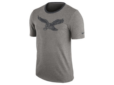 Philadelphia Eagles Nike NFL Men's Retro Modern Ringer T-Shirt