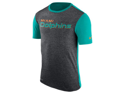 Miami Dolphins Nike NFL Men's Color Dip T-Shirt