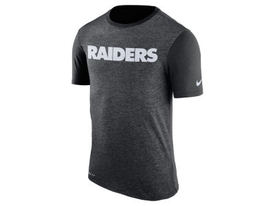 Oakland Raiders Nike NFL Men's Color Dip T-Shirt