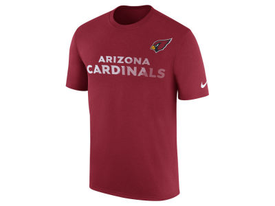 Arizona Cardinals Nike NFL Men's Legend Sideline Team T-Shirt