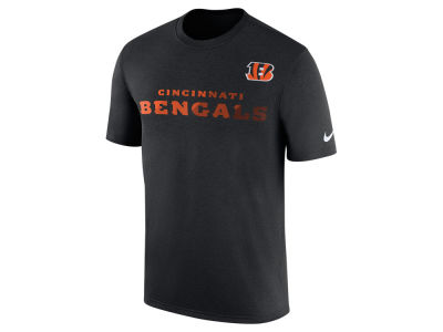 Cincinnati Bengals Nike NFL Men's Legend Sideline Team T-Shirt