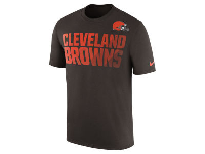 Cleveland Browns Nike NFL Men's Legend Sideline Team T-Shirt