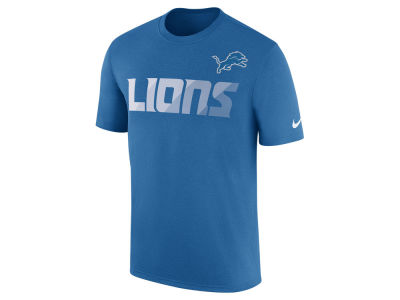 Detroit Lions Nike NFL Men's Legend Sideline Team T-Shirt