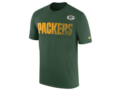 Green Bay Packers Nike NFL Men's Legend Sideline Team T-Shirt
