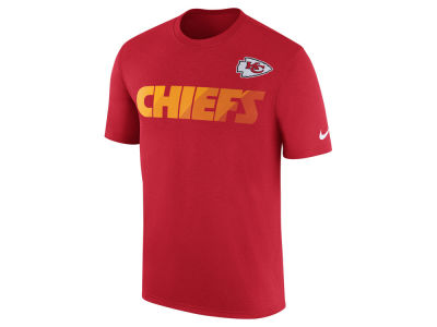 Kansas City Chiefs Nike NFL Men's Legend Sideline Team T-Shirt