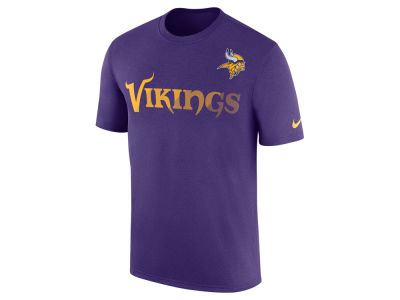 Minnesota Vikings Nike NFL Men's Legend Sideline Team T-Shirt