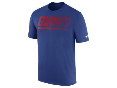 New York Giants Nike NFL Men's Legend Sideline Team T-Shirt