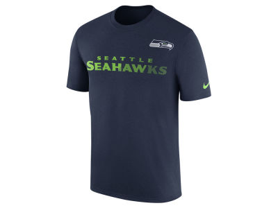 Seattle Seahawks Nike NFL Men's Legend Sideline Team T-Shirt