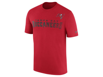 Tampa Bay Buccaneers Nike NFL Men's Legend Sideline Team T-Shirt