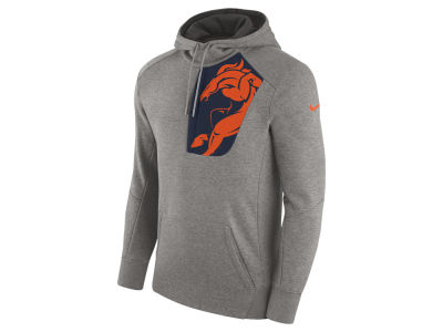 Denver Broncos Nike NFL Men's Fly Fleece Hoodie