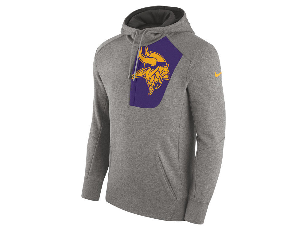 6c4036b6b Minnesota Vikings Nike NFL Men s Fly Fleece Hoodie