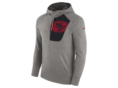 San Francisco 49ers Nike NFL Men's Fly Fleece Hoodie