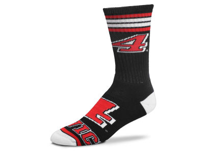 Kevin Harvick For Bare Feet Driver 4 Stripe Big Socks