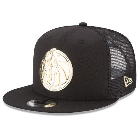 Dallas Mavericks New Era NBA Metal Mesh 9FIFTY Snapback Cap