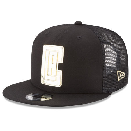 Los Angeles Clippers New Era NBA Metal Mesh 9FIFTY Snapback Cap