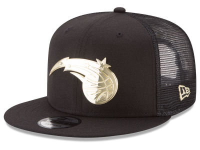 Orlando Magic New Era NBA Metal Mesh 9FIFTY Snapback Cap