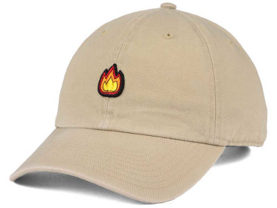 Happy Cappy Flame Dad Hat