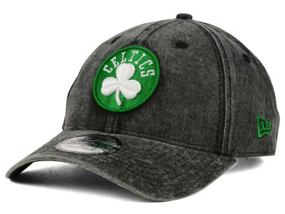 Boston Celtics New Era NBA Italian Wash 9TWENTY Dad Hat