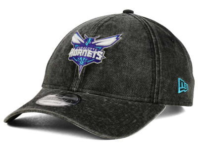 Charlotte Hornets New Era NBA Italian Wash 9TWENTY Dad Hat