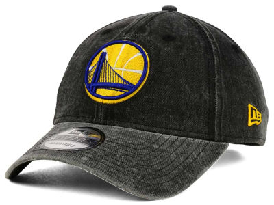 Golden State Warriors New Era NBA Italian Wash 9TWENTY Dad Hat