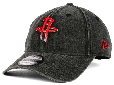 Houston Rockets New Era NBA Italian Wash 9TWENTY Dad Hat