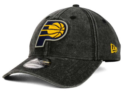 Indiana Pacers New Era NBA Italian Wash 9TWENTY Dad Hat