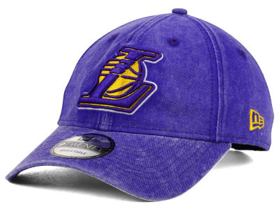Los Angeles Lakers New Era NBA Italian Wash 9TWENTY Dad Hat