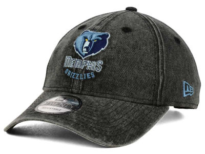 Memphis Grizzlies New Era NBA Italian Wash 9TWENTY Dad Hat