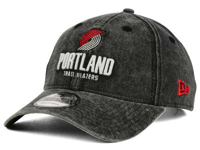 Portland Trail Blazers New Era NBA Italian Wash 9TWENTY Dad Hat