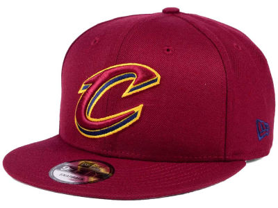 Cleveland Cavaliers New Era NBA Solid Alternate 9FIFTY Snapback Cap