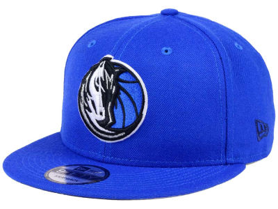 Dallas Mavericks New Era NBA Solid Alternate 9FIFTY Snapback Cap