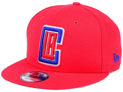 Los Angeles Clippers New Era NBA Solid Alternate 9FIFTY Snapback Cap