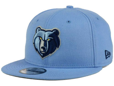 Memphis Grizzlies New Era NBA Solid Alternate 9FIFTY Snapback Cap