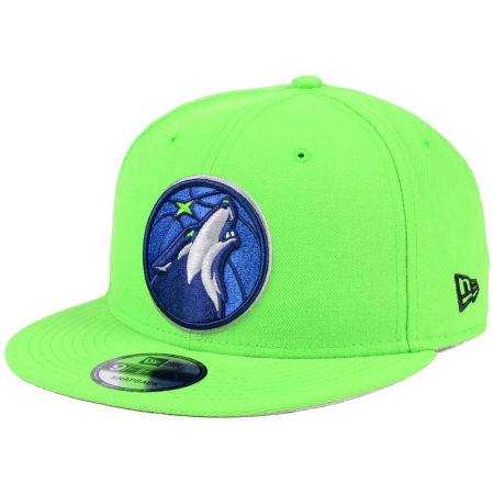 Minnesota Timberwolves New Era NBA Solid Alternate 9FIFTY Snapback Cap