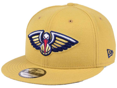 New Orleans Pelicans New Era NBA Solid Alternate 9FIFTY Snapback Cap