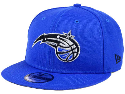 Orlando Magic New Era NBA Solid Alternate 9FIFTY Snapback Cap