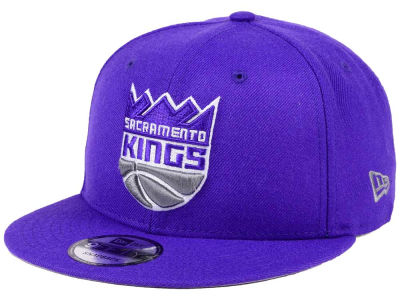 Sacramento Kings New Era NBA Solid Alternate 9FIFTY Snapback Cap