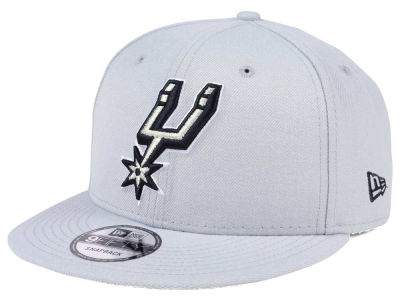 San Antonio Spurs New Era NBA Solid Alternate 9FIFTY Snapback Cap