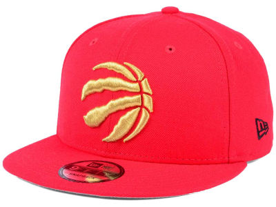 Toronto Raptors New Era NBA Solid Alternate 9FIFTY Snapback Cap