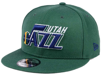 Utah Jazz New Era NBA Solid Alternate 9FIFTY Snapback Cap