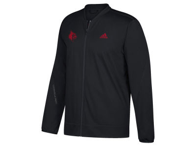 Louisville Cardinals adidas NCAA Men's Basketball Warm Up Jacket