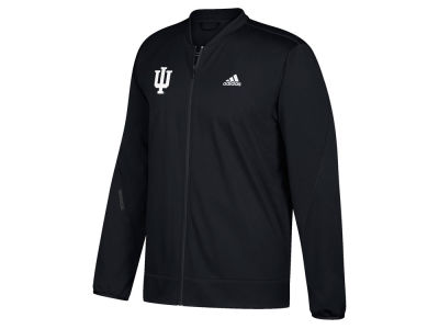 Indiana Hoosiers adidas NCAA Men's Basketball Warm Up Jacket