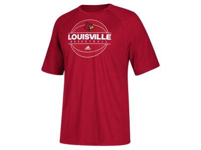Louisville Cardinals adidas NCAA Men's On Court Practice T-Shirt
