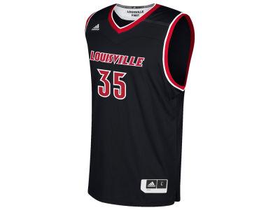 competitive price 7304e 9d6c7 Louisville Cardinals adidas 2017 NCAA Men s Replica Basketball Jersey