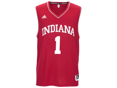 Indiana Hoosiers adidas 2017 NCAA Men's Replica Basketball Jersey