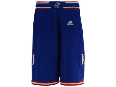 Kansas Jayhawks adidas NCAA Men's Replica Basketball Short